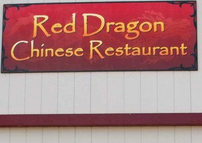 Red Dragon – Chinese restaurant